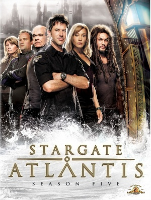 Stargate Atlantis was the first television spin-off of the series Stargate SG-1. Premiering on the Sci-Fi Channel in 2004 and airing for 5 seasons, the series followed an expedition sent by Stargate Command to Atlantis, a spaceship the size of a city located in the Pegasus Galaxy. Stargate Atlantis was the first television spin-off of the series Stargate SG-1. Premiering on the Sci-Fi Channel in 2004 and airing for 5 seasons, the series followed an expedition sent by Stargate Command to Atlantis, a spaceship the size of a city located in the Pegasus Galaxy. The series would subsequently be followed by a second spin-off, Stargate Universe.
