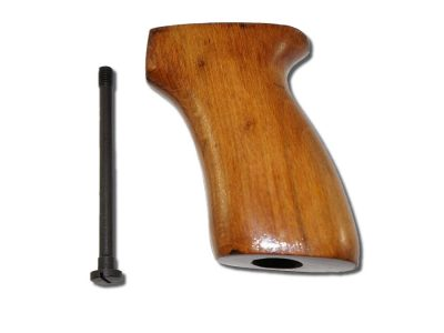 Wood Pistol Grip CZ-858Wood Pistol Grip / Grip Screw CZ-858