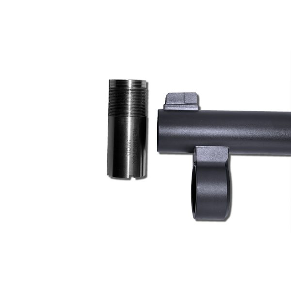 Shotgun Barrel screw in choke barrel installation service