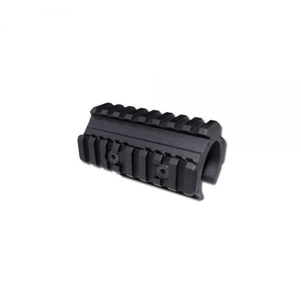 """Dlask Tactical Aluminum Forearm Grizzly Dominion Arms 8.5"""" / Dlask 870 Tactical Aluminum Forearm"""