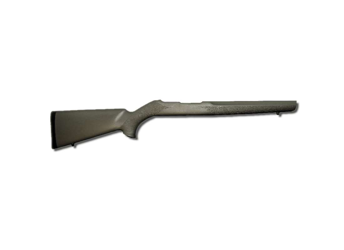 Hogue 10/22 ® Rifle Stock - OD Green