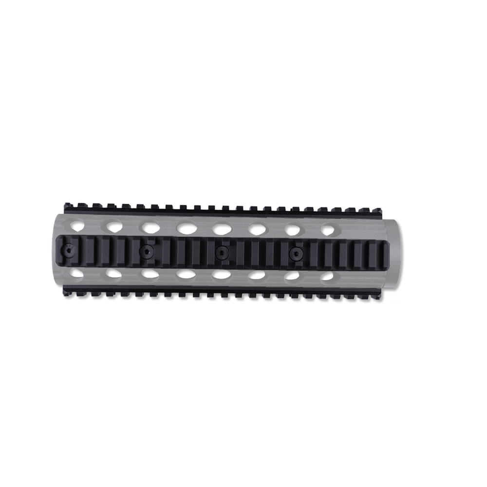 Ruger SR-22 Rails for Factory Stock Handguard, Complete Set, Low Profile Top