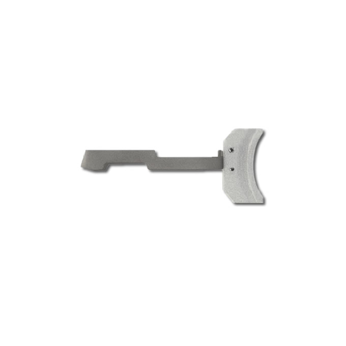 Dlask Ultra Light Titanium/Magnesium Adjustable Trigger - SHORT