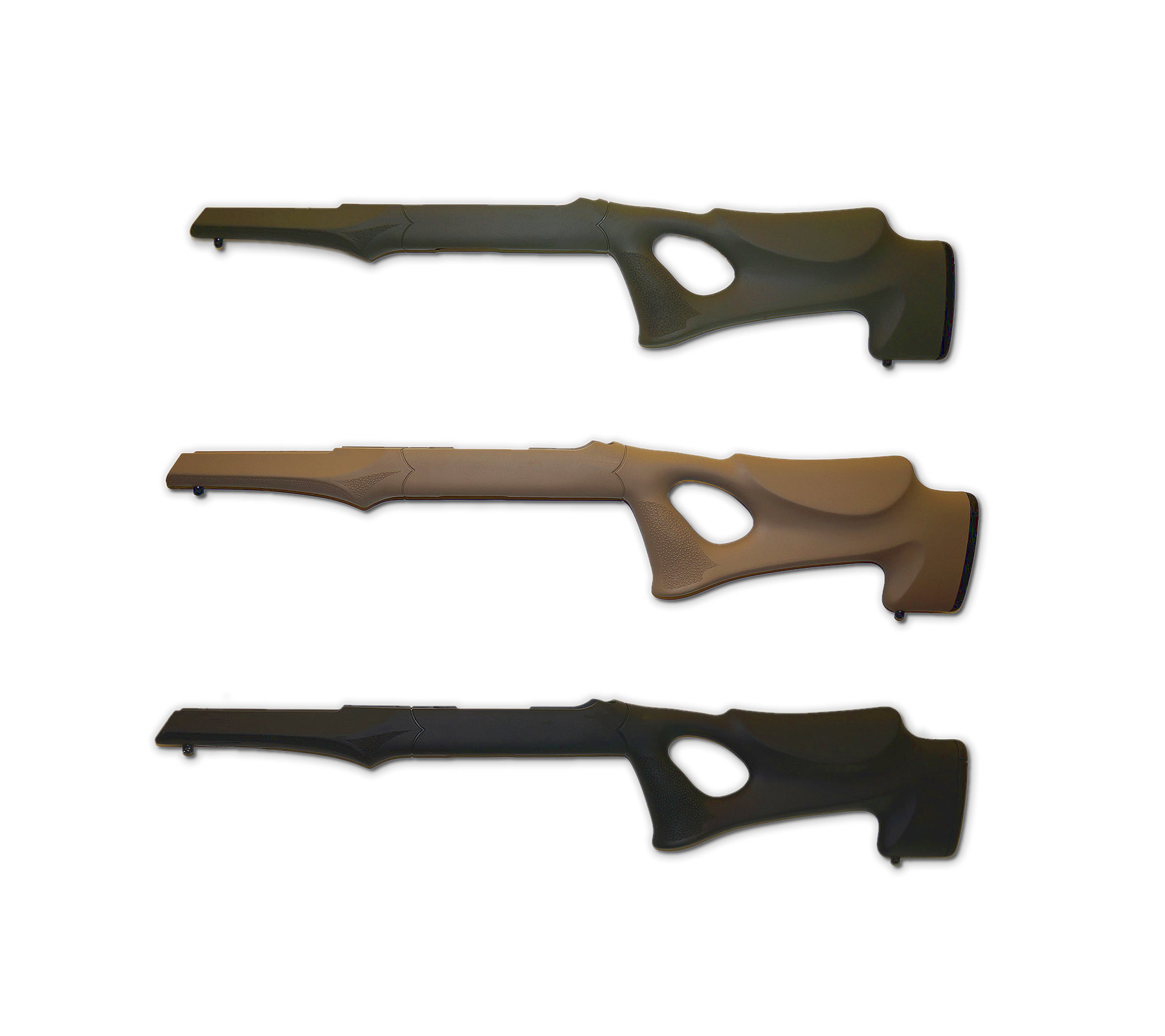 HOGUE Overmolded Tactical Thumbhole Stock for 10/22