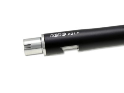 KIDD .22LR Ultra Lightweight Fluted Rifle Bull Barrel