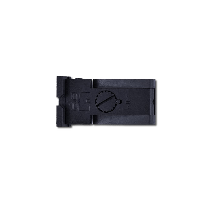 Bo-Mar Rear Sight BMCS style - Square Blade